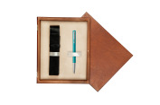 Parker Vector Turquise Rollerball Pen