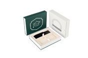 "Parker IM Gun Metal CT Fountain Pen + Parker IM Gun Metal CT Ballpoint Pen in a Gift Box in Gift Box ""Science"""