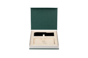 Parker IM Premium Warm Silver GT T2016 Fountain Pen + Ballpoint Pen in a Gift Box