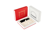 Parker IM Black Lacquer CT Fountain Pen + Parker IM Black Lacquer CT Ballpoint Pen in a Gift Box