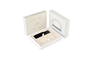 Parker Urban Classic Muted Black Lacquer CT Fountain Pen + Parker Urban Classic Muted Black Lacquer CT Ballpoint Pen in a Gift Box in Wedding Gift Box