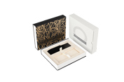 Parker Urban Premium Silvered Powder CT Fountain Pen + Ballpoint Pen in a Gift Box