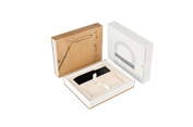 Parker Jotter Originals White CT T2016 Fountain Pen + Ballpoint Pen in a Gift Box
