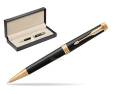 Parker Black Lacquer GT Ballpoint Pen  in classic box  black