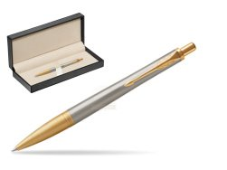 Parker Urban Premium Aureate Powder GT Ballpoint Pen  in classic box  pure black