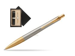 Parker Urban Premium Aureate Powder GT Ballpoint Pen  single wooden box  Wenge Single Ecru