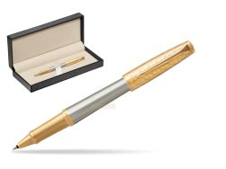 Parker Urban Premium Aureate Powder GT Rollerball Pen  in classic box  pure black