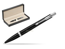 Parker Urban Muted Black CT Ballpoint Pen  in classic box  pure black