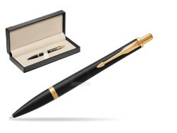 Parker Urban Muted Black GT Ballpoint Pen  in classic box  black