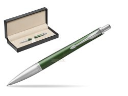 Parker Urban Premium Green CT Ballpoint Pen  in classic box  pure black