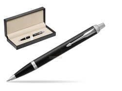Parker IM Black CT Ballpoint Pen  in classic box  pure black