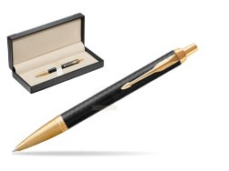 Parker IM Premium Black GT Ballpoint Pen  in classic box  black