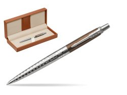 Parker Jotter London Architecture Bronze Gothic CT Ballpoint Pen  in classic box brown