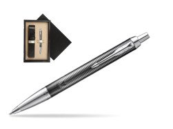 Parker IM Metallic Pursuit Special Edition Ballpoint Pen  single wooden box  Wenge Single Ecru