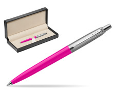 Parker Jotter Originals Magenta Ballpoint Pen  in classic box  black
