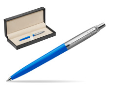Parker Jotter Originals Blue Ballpoint Pen  in classic box  pure black