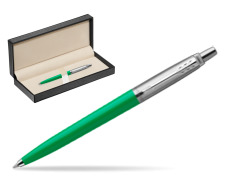 Parker Jotter Originals Green  Ballpoint Pen  in classic box  pure black