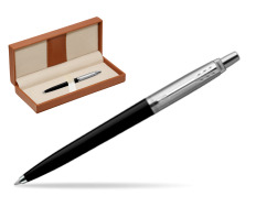 Parker Jotter Originals Black Ballpoint Pen  in classic box brown