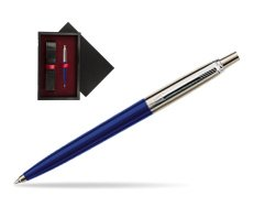 Parker Jotter Special Blue Ballpoint Pen  single wooden box  Black Single Maroon