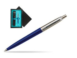 Parker Jotter Special Blue Ballpoint Pen  single wooden box  Black Single Turquoise