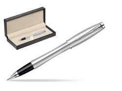 Parker Urban Classic Metro Metallic CT Fountain Pen  in classic box  pure black